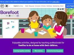 Barefoot Computing home learning